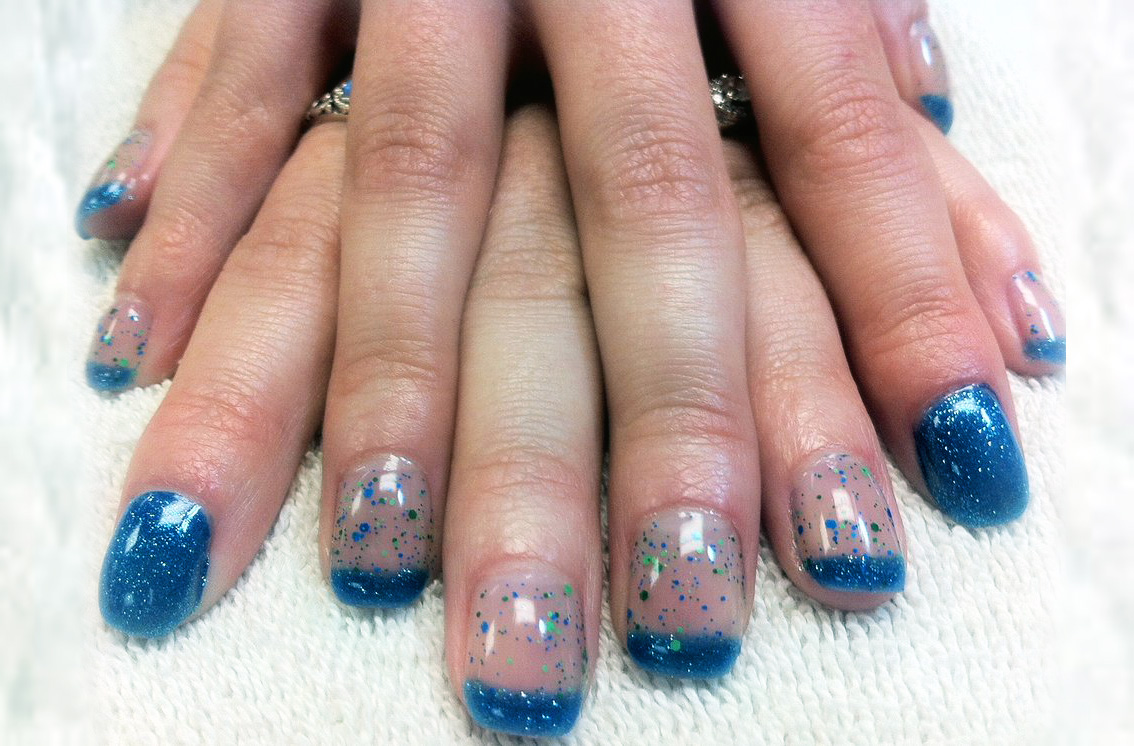 Shellac, Gelish, Manicures, and Pedicures