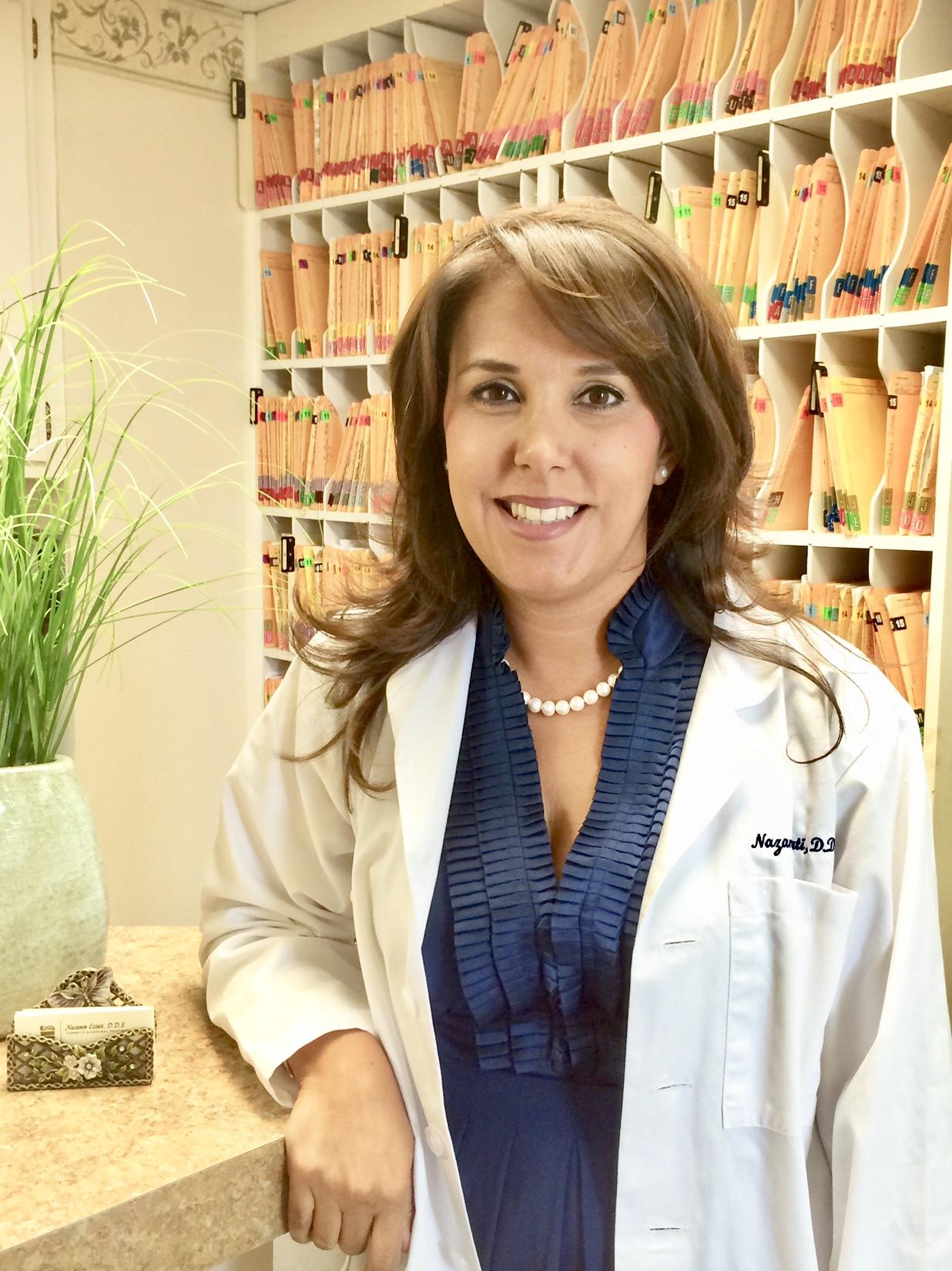 Dr. Nazanin Ezzati